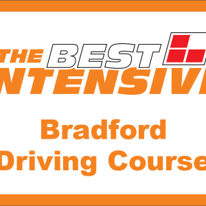 The Best Intensive Bradford Driving Course